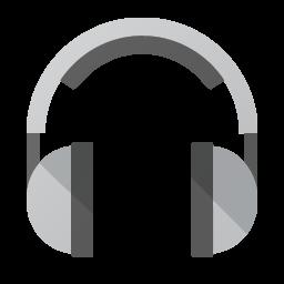 иконка music, музыка, наушники,
