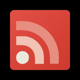 иконка google reader, rss,
