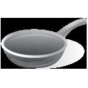 иконка сковорода, сковородка,