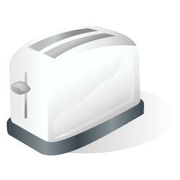 иконки тостер,