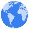 иконки browser, интернет, планета, internet,