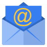 иконки  mailru, mail, письмо, почта, конверт,