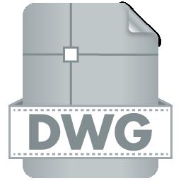 иконка dwg,