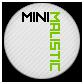 иконки minimalistic,