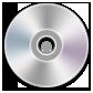 иконки cd, диск,