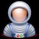 иконки astronaut, астронавт, космонавт, человек,