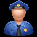 иконки officer, офицер, полицейский,
