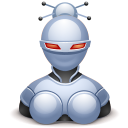 иконки robotess, робот,