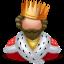 иконки king, король,