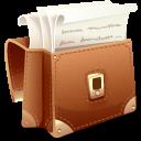 иконки lawyer briefcase, адвокатский портфель,