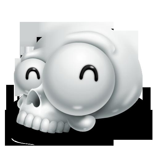 иконки kulo, череп,