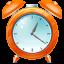 иконки alarm clock, будильник, часы, время,