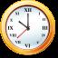 иконка time, время, часы,