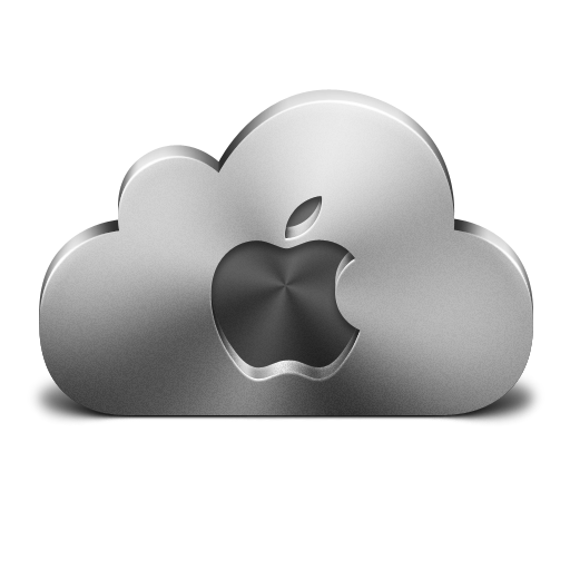 иконка cloud apple,