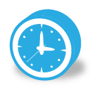 иконка часы,