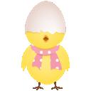 иконки chicken, цыпленок, птенец,