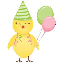 иконка chicken, цыпленок, птица, вечеринка, праздник,