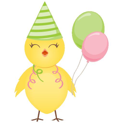 иконки chicken, цыпленок, птица, вечеринка, праздник,