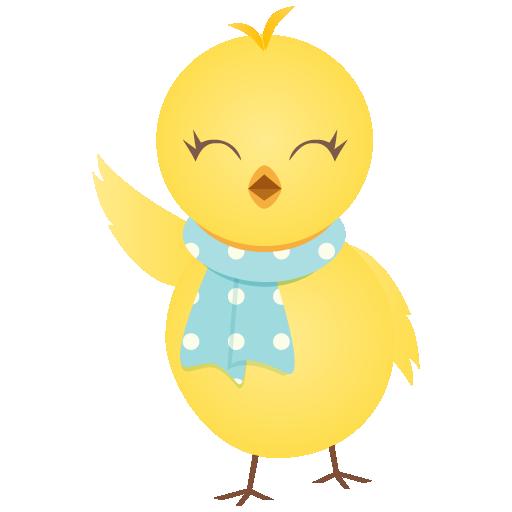 иконка chicken, цыпленок, птица,