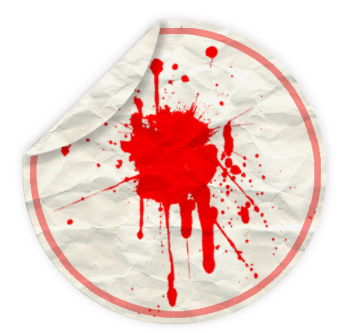 иконки paint, кровь,