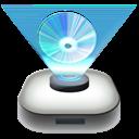 иконки blueray, диск,