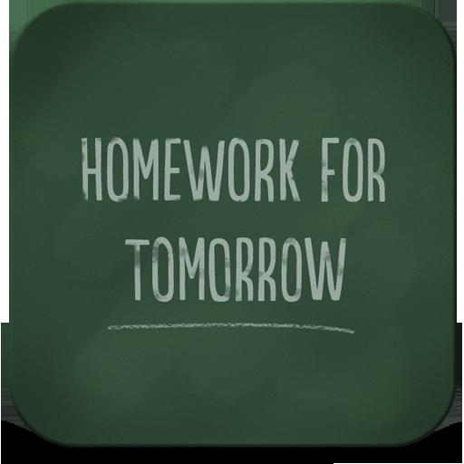 иконки chalk, школьная доска, домашнее задание,