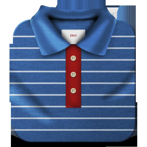 иконки polo, рубашка, одежда,
