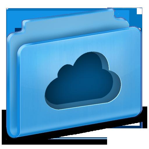 иконки cloud, folder, папка,