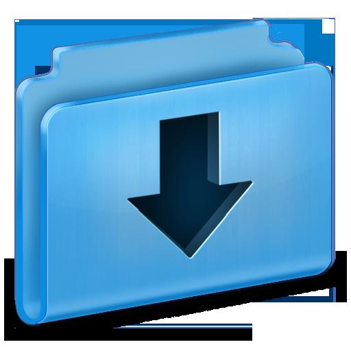 иконки download, мои загрузки, папка, folder,
