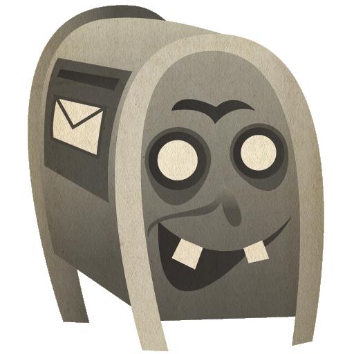 иконки postbox, почтовый ящик, почта,