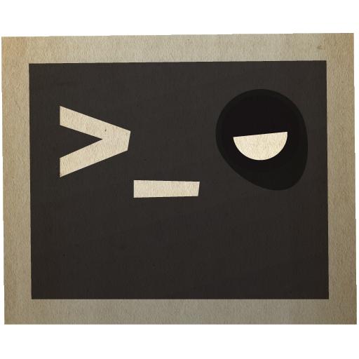 иконки terminal, терминал, cmd,