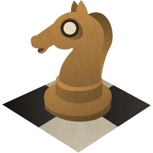 иконки chess, шахматы, конь,