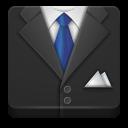 иконки theme, костюм, одежда, рубашка,