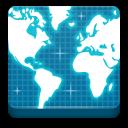 иконки  internet, интернет, карта,