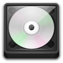 иконки optical, диск,