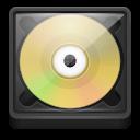 иконки recordable, диск,