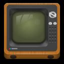 иконки television, телевизор,