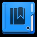 иконки folder bookmark, папка, закладки,