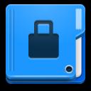 иконки folder locked, folder, папка, защищенная папка,
