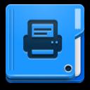 иконки folder, print, папка, печать,