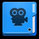 иконки folder, папка, мои видеозаписи, видео,