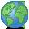иконки  globe, планета, интернет,
