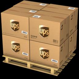 иконки  shipping, ups, box, коробки, коробка, ящик,
