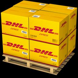 иконки shipping, dhl, коробки, ящики,