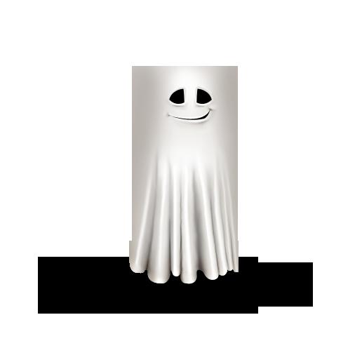 иконка ghost, приведение, призрак,