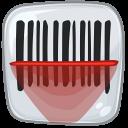 иконки barcode reader, штрихкод,