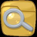 иконки filer, папка, поиск,