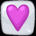 иконка lovedsgn, сердце,