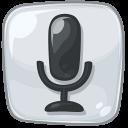 иконки voice search, голосовой поиск, микрофон,