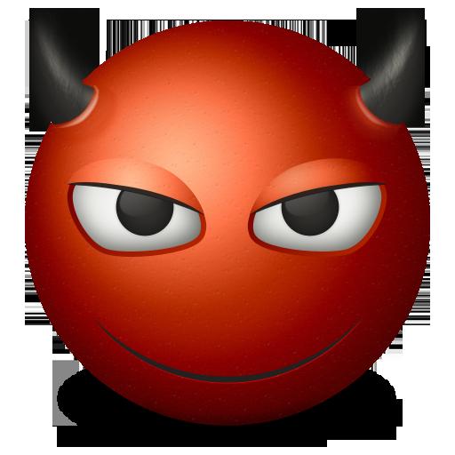 иконки devil, дьявол,